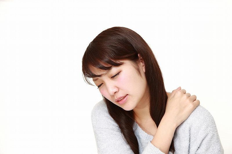 Stiff neck, neck pain, headache